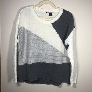 DKNY JEANS Sweaters - DKNY JEANS Soft Crew Neck Sweater, Size Large